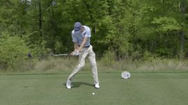 Swing Analysis: Justin Thomas