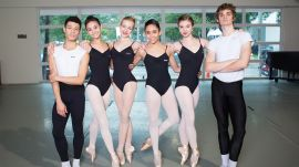 Meet the Star Dancers at Miami City Ballet School