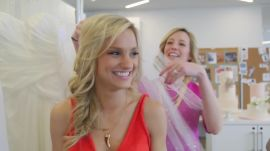 Chelsea Briggs Crashes BRIDES HQ to Kick Off Brides Live Wedding