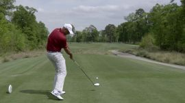 Swing Analysis: Stewart Cink