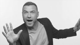 What Liev Schreiber Learned From Living on an Ashram