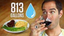 Best & Worst Foods for California's Drought