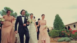 One Couple's Formal East-Meets-West Wedding in Paris