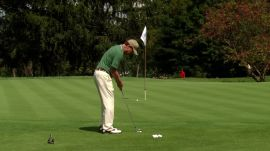 Tom Watson: The Easiest Chip Shot
