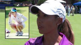 LPGA Players On The Spot