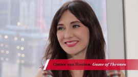 Inside the Allure Beauty Closet: Carice van Houten