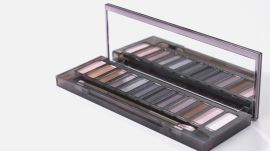 Urban Decay's New Smoky Naked Palette