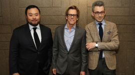 Series Trailer: Kevin Bacon & David Chang In Conversation with Michael Hainey in GQ+A