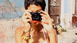 Joan Smalls Goes to Havana, Cuba