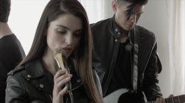 "Aimée Osbourne and Her Band ARO Perform Eerily Beautiful Debut Single ""Raining Gold"""