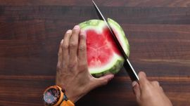 How to Cut Summer Fruit