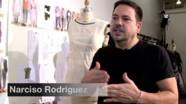 Behind The Makeup: Narciso Rodriguez, Fall 2012