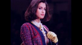 Karl Lagerfeld's Hip-Hop-Inspired Fall 1991 Chanel Show