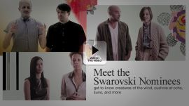 Meet the Nominees: 2013 CFDA Swarovski Award for Emerging Talent in Womenswear