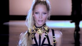 """Gianni Versace's Fall 1992 """"Miss S&M"""" Show"""