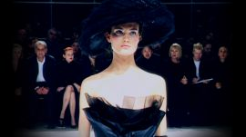 Yohji Yamamoto's Transformative Wedding Collection