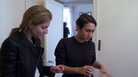 Behind the Scenes with Jewelry Designer Delfina Delettrez and Style.com's Marina Larroudé