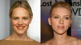 Scarlett Johansson's Full-Lip Look
