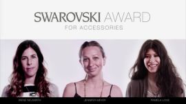 2013 CFDA Swarovski Award for Emerging Talent in Accessories
