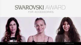 2013 CFDA Swarovski Award for Emerging Talent in Accessories