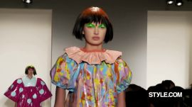Jeremy Scott Fall 2015 Ready-to-Wear