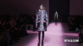 Mary Katrantzou Fall 2015 Ready-to-Wear