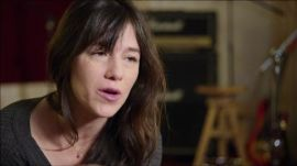 """""""Beginnings"""" with Charlotte Gainsbourg"""