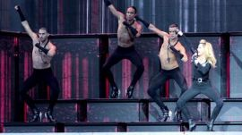 Swarovski Presents: Backstage at Madonna's MDNA tour