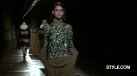 Dries Van Noten Fall 2015 Ready-to-Wear