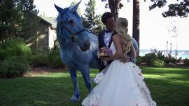 Bridal Designer Hayley Paige's Wedding
