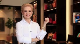 Carolina Herrera's Beverly Hills Boutique