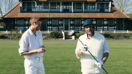 The Cricket Golf Challenge