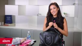Shay Mitchell Shows Us What's In Her Travel Bag