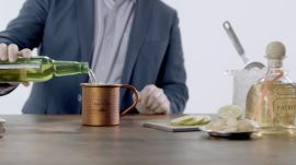 How to Make a Jalisco Mule | Sponsored by Patrón Tequila
