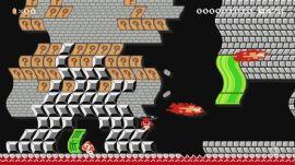 Inspiring existential dread in Super Mario Maker: 3 Level Examples