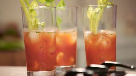 Shrimp Bloody Mary: A Savory Cocktail with a Twist