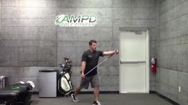 Five-minute warm-up with Jordan Spieth's trainer