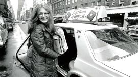 Gloria Steinem Doesn't Drive