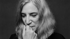 Patti Smith Reveals the Backstory to Her Most Successful Song and Performs Live With David Remnick