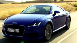 Ars drives the 2016 Audi TT at The Circuit of the Americas