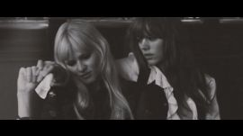 Freja Beha Erickson and Lara Stone's Novel Romance