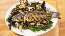 How to Grill Fresh Seafood Indoors, With No Smoke
