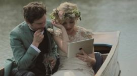A Quaint, Vintage-Inspired Wedding in the UK