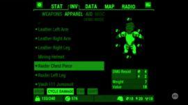 Fallout 4's mobile Pip-Boy companion app