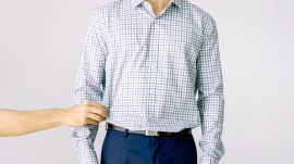 How to Tuck In Your Shirt the Right Way