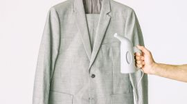 How to Get Wrinkles Out of Your Suit
