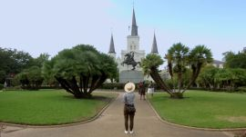 A Day in New Orleans