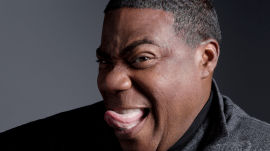 Tracy Morgan Is Ready to Make You Laugh Again