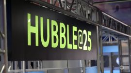 Ars tours the Hubble@25 exhibit at the Intrepid Museum