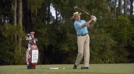 David Leadbetter: Swing Easy With Short Irons